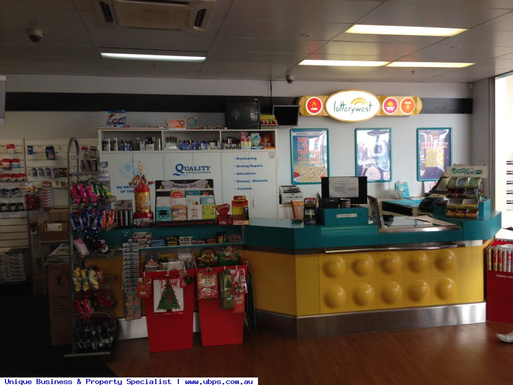 Excellent Potential - Price to sell Newsagency with lotteries