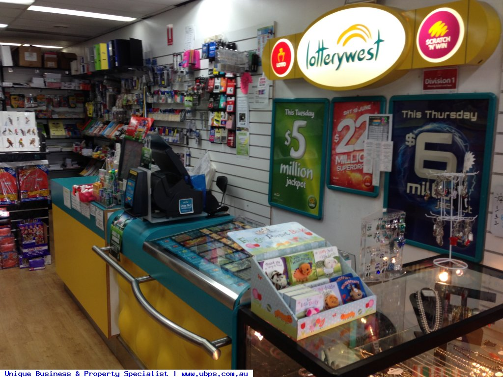 Free spending community newsagency
