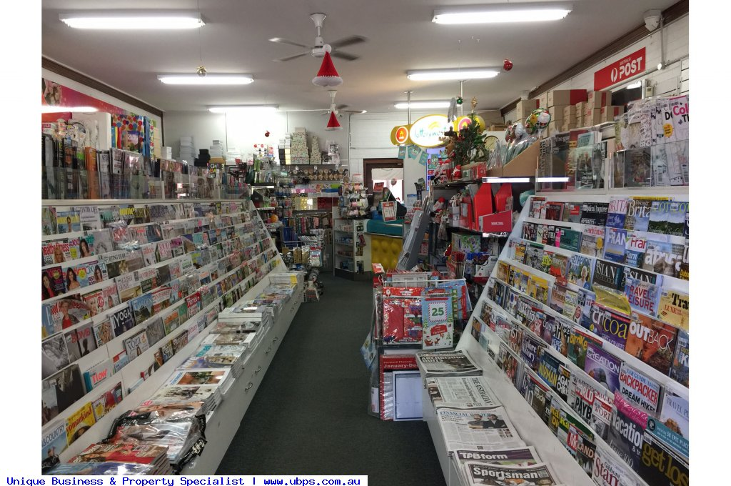 Great community post office with newsagency