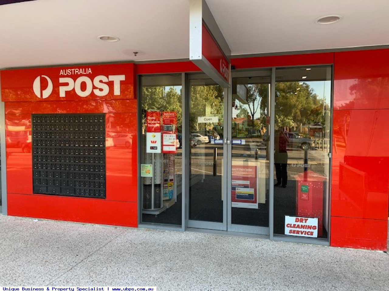 Great Licensed Post Office