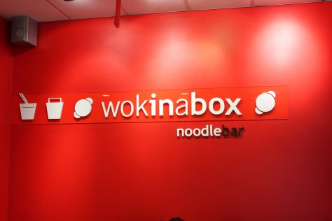 Franchised Wok in a BOX - Ideal starter business